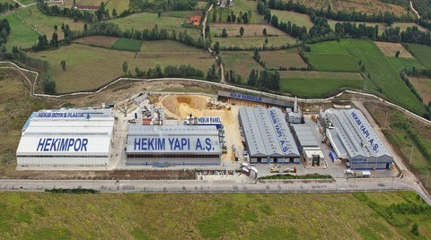 Hekim Yapı 3. Üretim Tesisini Kuruyor