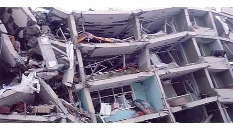 'Türklerin Deprem Duyarsızlığı' İngiliz Basınında!