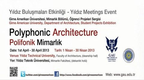 Polifonik Mimarlık: Kıbrıs'taki Güncel Tasarımı Düşünmek
