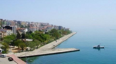 Sinop'ta İcradan Satılık Otel!
