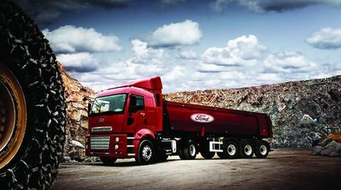 Ford Trucks Yılın Sürücülerini Seçti