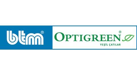 BTM Optigreen Yeşil Çatı Sistemleri