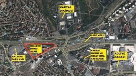 İller Bankası Maltepe Arazisini Tekrar İhaleye Çıkarıyor!