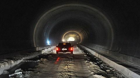 10 bin 400 Metrelik Tünelde Sona Doğru