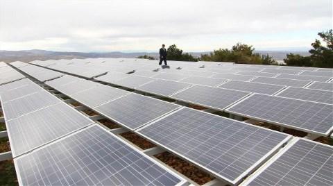 Tabiat Parkında Kendi Elektriğini Üretiyor