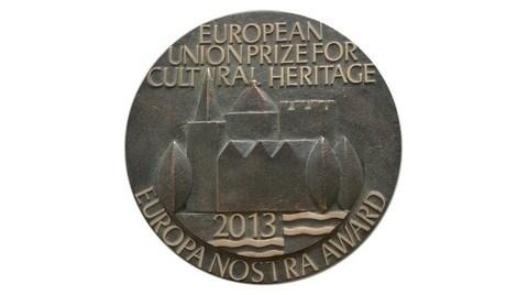 2013 Avrupa Birliği Kültürel Miras Ödülü'nün Kazananları Belli Oldu