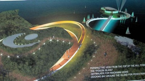 Genç Mimarlar Kuşadası için Proje Üretti