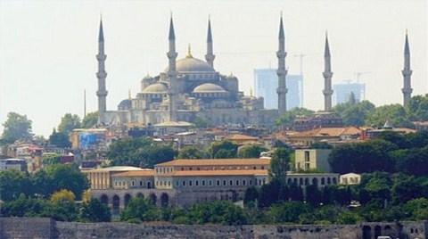 "Başbakan'a ""İstanbul Silueti"" İle Yüklendi!"