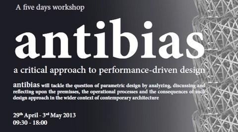 Performans Odaklı Tasarıma Eleştirel Yaklaşım; Antibias Atölyesi