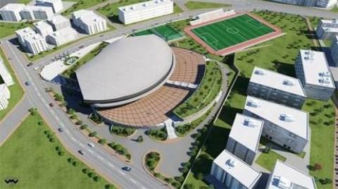 Küçükçekmece Arena 15 Güne Hazır!