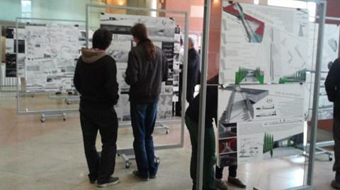 'Den Önce Paneli'nde Mimarlık Öğrenci Yarışmaları tartışıldı