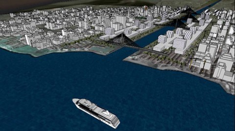 Kanal İstanbul'un Güzergahı Netleşiyor!