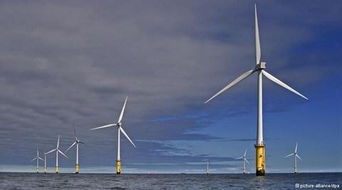 Açık Denizlerdeki Rüzgâr Türbinlerine 'Maliyet' Şerhi