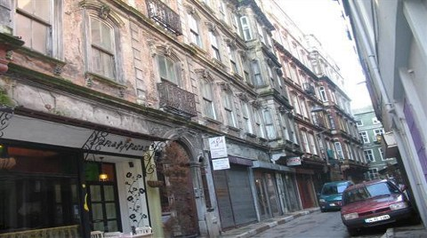 137 Yıllık Tarihi Bina Otele Dönüşüyor