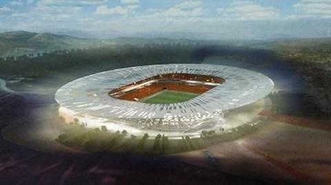 33 Bin Kapasiteli Stadyum İhalesi Yarın
