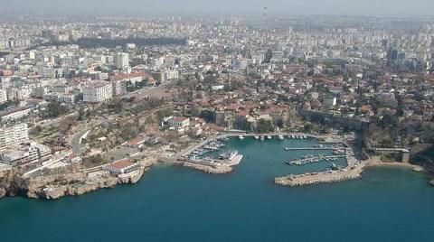 İşte Antalya'nın 2023 Projeleri