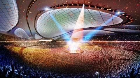 Stadyum Mimarları istanbul'da Buluşacak