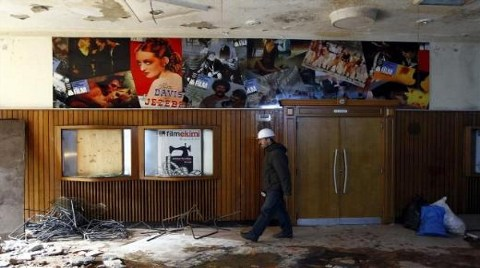 Emek Sineması'nın Yürek Burkan Son Fotoğrafları