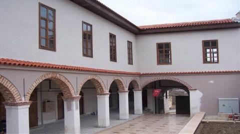 Tarihi Hükümet Konağı Butik Otel Oldu!