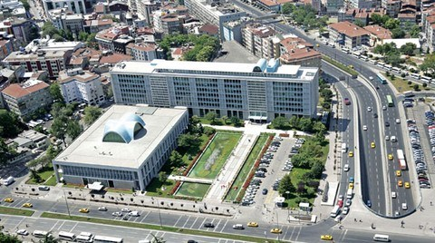 Kağıthane'ye Yeni Ofis Projesi Geliyor