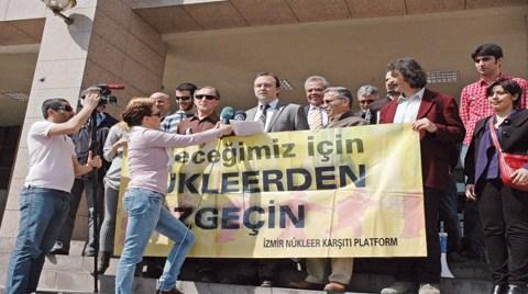 Türkiye'de Nükleer Atıkları 1 Metreye Gömün Yeter!