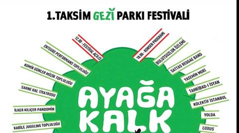 Gezi Parkı için Ayağa!