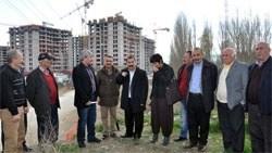 Mimarlar Odası'ndan Tespit Gezisi
