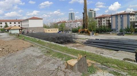 TBMM'nin Ağaçları Otopark Kurbanı