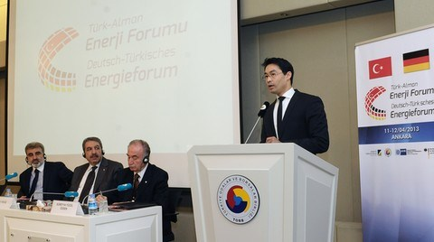 Almanya 'Yenilenebilir Enerji' Deneyimini Türkiye ile Paylaşmaya Hazır