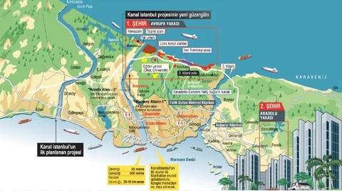 Kanal İstanbul'da Fizibilite Çalışmaları Tamamlandı mı?