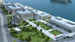 Galataport'ta Tarihi Binalar Otele Dönüştürülüyor!
