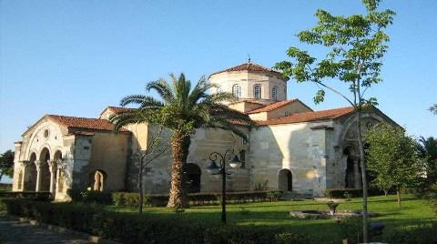 Ayasofya'nın Freskleri Namaz Vakti Kapatılacak