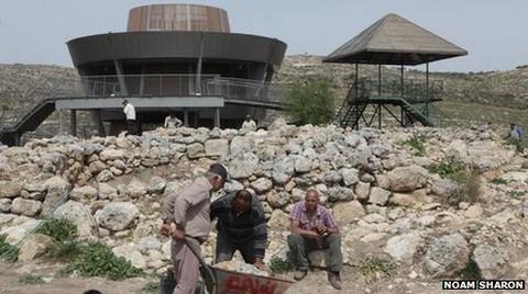 Batı Şeria'da Siyasetin Gölgesinde Arkeoloji