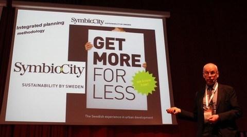 'Kentsel Alet Çantası'yla Yaratılan Yeşil Şehir; SymbioCity