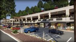 Yeni Şehrin Cadde Dükkânları Satışa Çıkıyor