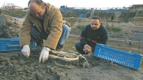 Marmaray'dan 8 Bin Yıllık Müze Çıktı
