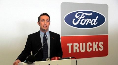 Ford Trucks Bu Yıl Bin 200 Kamyon Satacak