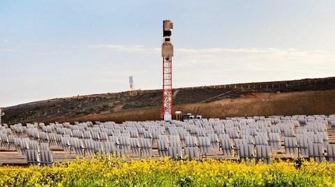 'Kule Tipi Yoğunlaştırılmış Güneş Enerjisi Santrali'ne Yurt Dışından Yoğun İlgi