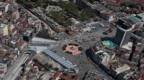 Taksim Meydanı'nda Son Durum!