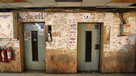 Asansörlerde Güvenlik Tehdidi