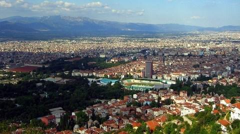 Bursa'nın Dönüşüm Planı Hazırlandı