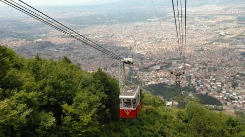 Türkiye'nin İlk Toplu Taşıma Teleferiği