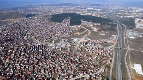 İstanbul'a İki Dev 'Kent Ormanı' Geliyor