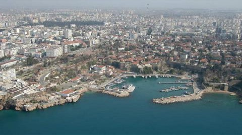 Antalya Bitti, Rota Anadolu