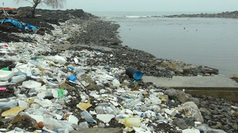 Deniz Çöpüne 1.500 Kişilik Ekip