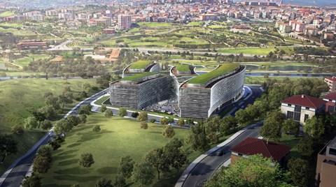 Türkiye'nin İlk Kampüs Ofisi İnşa Ediliyor