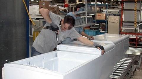 Beyaz Eşya Üretimi %3.1 Arttı