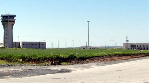 Şırnak Havaalanı Haziran'da Açılıyor