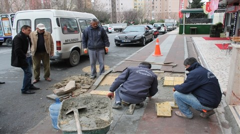 Sokak Rampaları Mimari Standartlardan Uzak!