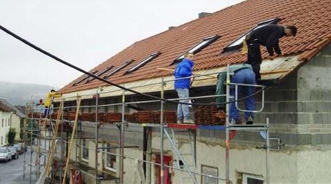 Çatılarda İş Güvenliğine Dİkkat!